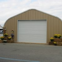 Quonset Hut Buildings 1346