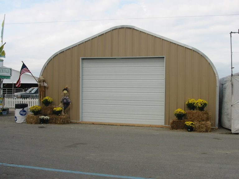 Government Quonset Buildings