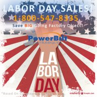 Powerbilt Labor Day Sale