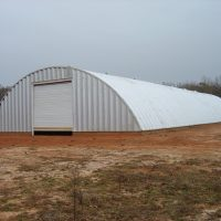 Quonset Hut Buildings 391
