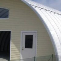 Quonset Hut Buildings 2573