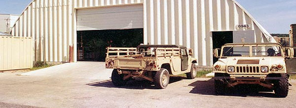 Quonset Hut Military