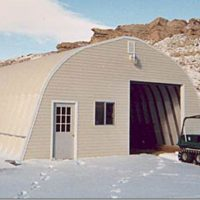 Quonset Hut Buildings 267