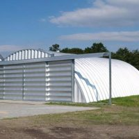 Quonset Hut Buildings 171