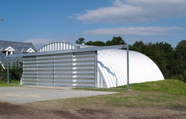 Industrial Quonset Buildings