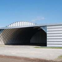 Quonset Hut Buildings 173