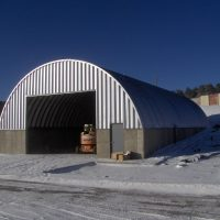 Quonset Hut Buildings 397