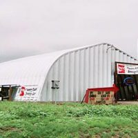 Quonset Hut Buildings 86