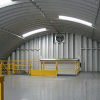 Quonset Hut Buildings 182