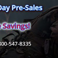 Memorial Day Sales Call Now