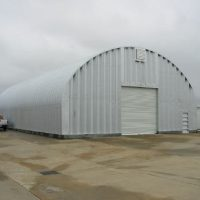 Quonset Hut Buildings 412