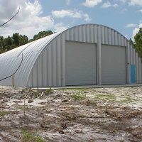 Quonset Hut Buildings 1589