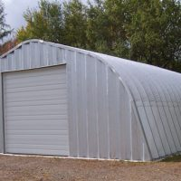 Quonset Hut Buildings 668