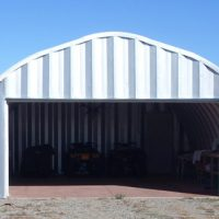 Quonset Hut Buildings 671