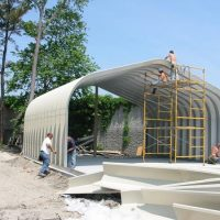 Quonset Hut Buildings 868