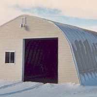 Quonset Hut Buildings 681