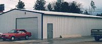 Quonset Hut Buildings 682