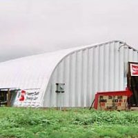 Quonset Hut Buildings 683