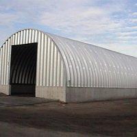 Quonset Hut Buildings 721