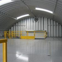 Quonset Hut Buildings 724