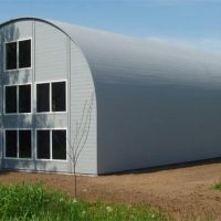 Quonset Hut Buildings 726