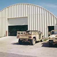 Military Quonset Huts