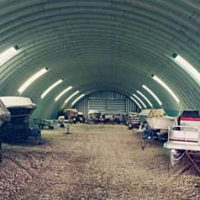 Quonset Hut Buildings 751