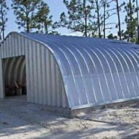 Quonset Hut Buildings 680