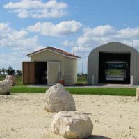 Quonset Hut Buildings 702