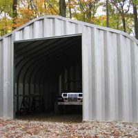Quonset Hut Buildings 705