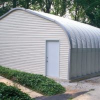 Quonset Hut Buildings 706