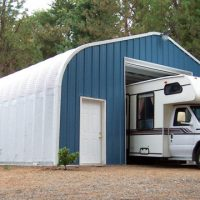 Quonset Hut Buildings 707