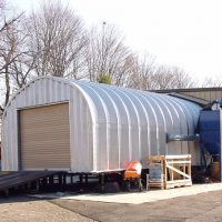 Quonset Hut Buildings 714
