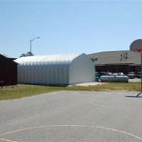 Quonset Hut Buildings 694