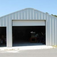 Quonset Hut Buildings 697