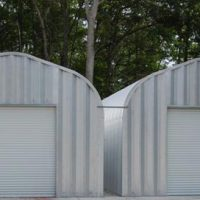 Quonset Hut Buildings 699