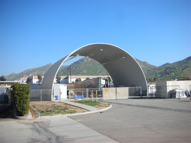 Carport S Model Quonset Hut