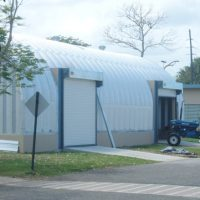 Quonset Hut Buildings 739