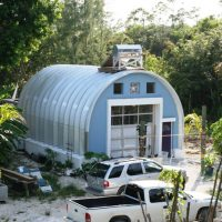 Quonset Hut Buildings 872