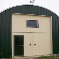 S Modal Storage Building Quonset Hut