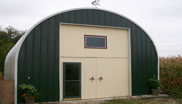 S model Quonset Huts