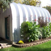 Quonset Hut Buildings 746