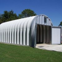 Quonset Hut Buildings 734