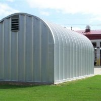 Quonset Hut Buildings 735