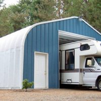 Quonset Hut Buildings 987