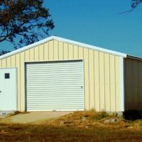 Quonset Hut Buildings 1525