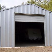 Quonset Hut Buildings 2068