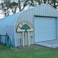 Quonset Hut Buildings 2100