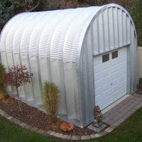 Quonset Hut Buildings 2119