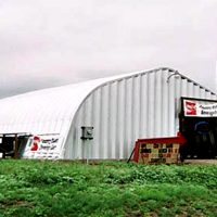 Quonset Hut Buildings 2273